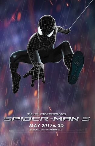File:The Amazing Spider-Man 3 Poster, Version 2.jpeg