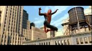 Spider-Man Swings To The Clock Tower (Alternate Scene) - Spider-Man 2 (1080p)