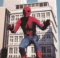 Hammond Spider-Man