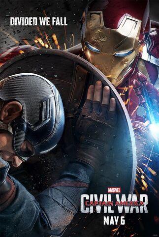 File:Captain America Civil War (2016) Poster - Team Iron Man.jpg