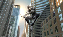 Spider-Man 3 Xbox 360, PS3, and PC graphics