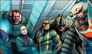 Sinister Six from Ends of the Earth