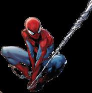 Spider man spider verse png by thesuperiorxaviruiz-d8575wc