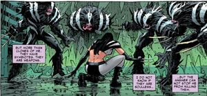 Symbiote Warriors (Earth-616)