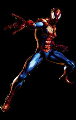 Spider-man mvc3
