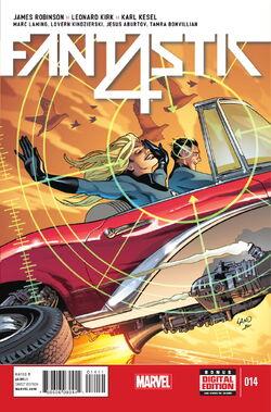 Fantastic Four Vol. 5 -14