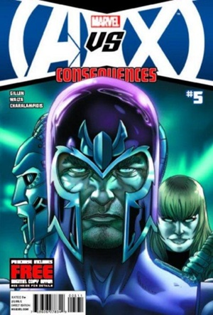 AvX Consequences Vol. 1 -5