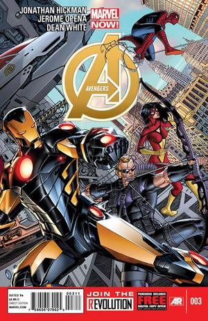 Avengers Vol. 5 -3