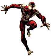 Scarlet Spider Ultimate Peter