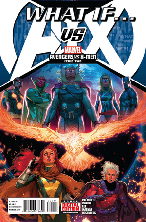 What If AvX Vol. 1 -2