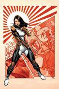 X-23's new costume