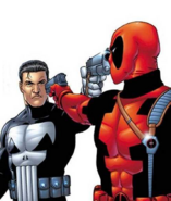 Punisher vs. Deadpool
