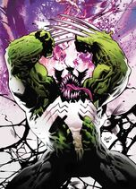 Weapon X Vol. 3 -8 Venomized Weapon H Variant Textless