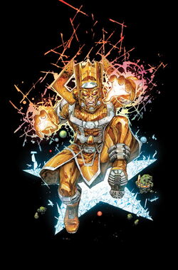 Galactus the Lifebringer