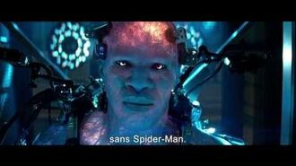 The Amazing Spider-Man Le Destin d'un Héros - Première bande-annonce VOST