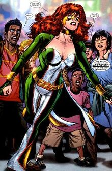 Jackpot Marvel Comics