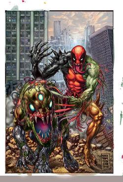 Deadpool vs. Carnage Vol. 1- 4