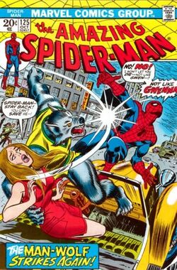 Amazing Spider-Man Vol 1 125