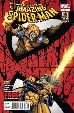 Amazing Spider-Man Volume 1 issue 696