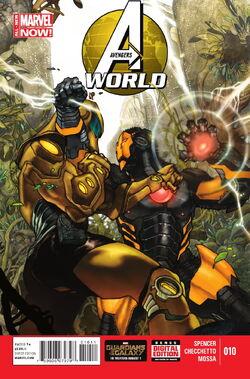 Avengers World Vol. 1 -10