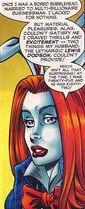 White Rabbit explains her backstory.