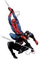 Generations The Spiders Vol. 1 -1 Coipel Variant Textless