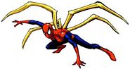 Mattie franklin spider-woman