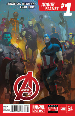 Avengers Vol. 5 -24.NOW