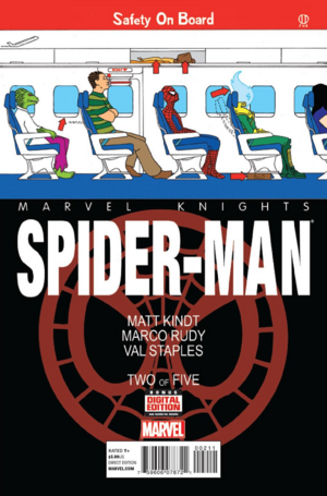 Marvel Knights Spider-Man Vol. 2 -2