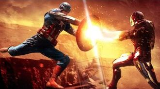 Marvel Civil War Fan Trailer