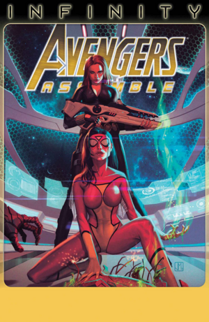 Avengers Assemble Vol. 2 -19