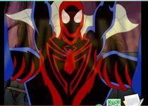 SpiderMan Unlimited 05 closeup