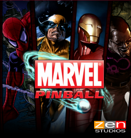 MarvelPinball cover