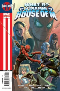 What If- Spider-Man House of M Vol 1 1