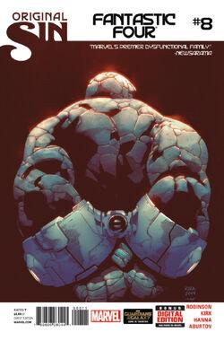 Fantastic Four Vol. 5 -8