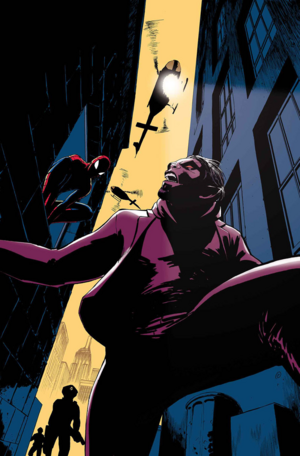Morbius The Living Vampire Vol. 2 -7