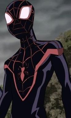 Miles Morales Web Warriors (Masked)