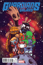 Guardians of the Galaxy Vol. 4 -1 Baby Variant