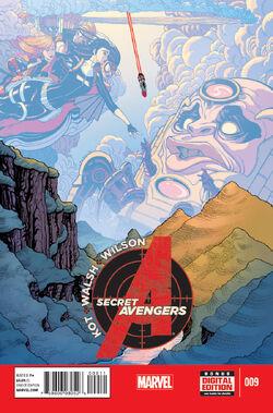 Secret Avengers Vol. 3 -9