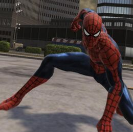 Spider-Man from Web of Shadows