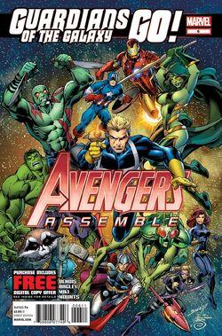 Avengers Assemble Vol. 2 -6