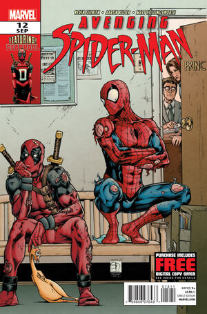 Avenging Spider-Man Vol. 1 -12