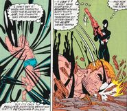 033 The Symbiote Unraveling from Eddie's Body