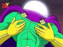 Menace of Mysterio