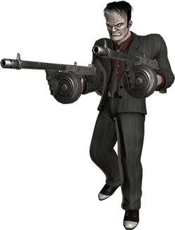 Noir Hammerhead (Joseph Maggia)