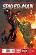 300px-Miles Morales Ultimate Spider-Man Vol 1 3
