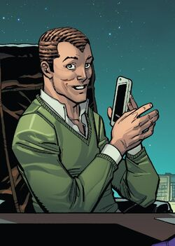 Harry Lyman (Earth-616)