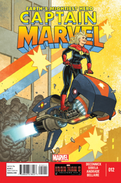 Captain Marvel Vol. 7 -12