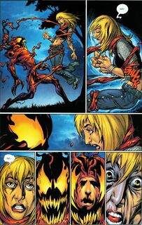 Ultimate Gwen Stacy's Death