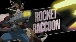 Rocket Racoon (Earth-TRN123)